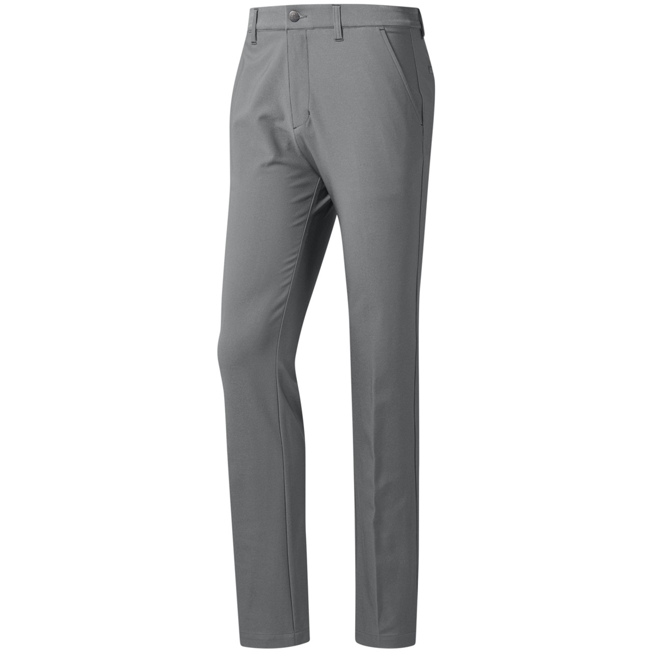 Adidas Ultimate 365 3-Stripe Classic Pants - Grey Two