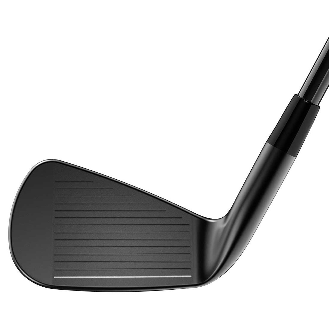 Cobra King Forged TEC Black One Length Individual Irons and Wedges