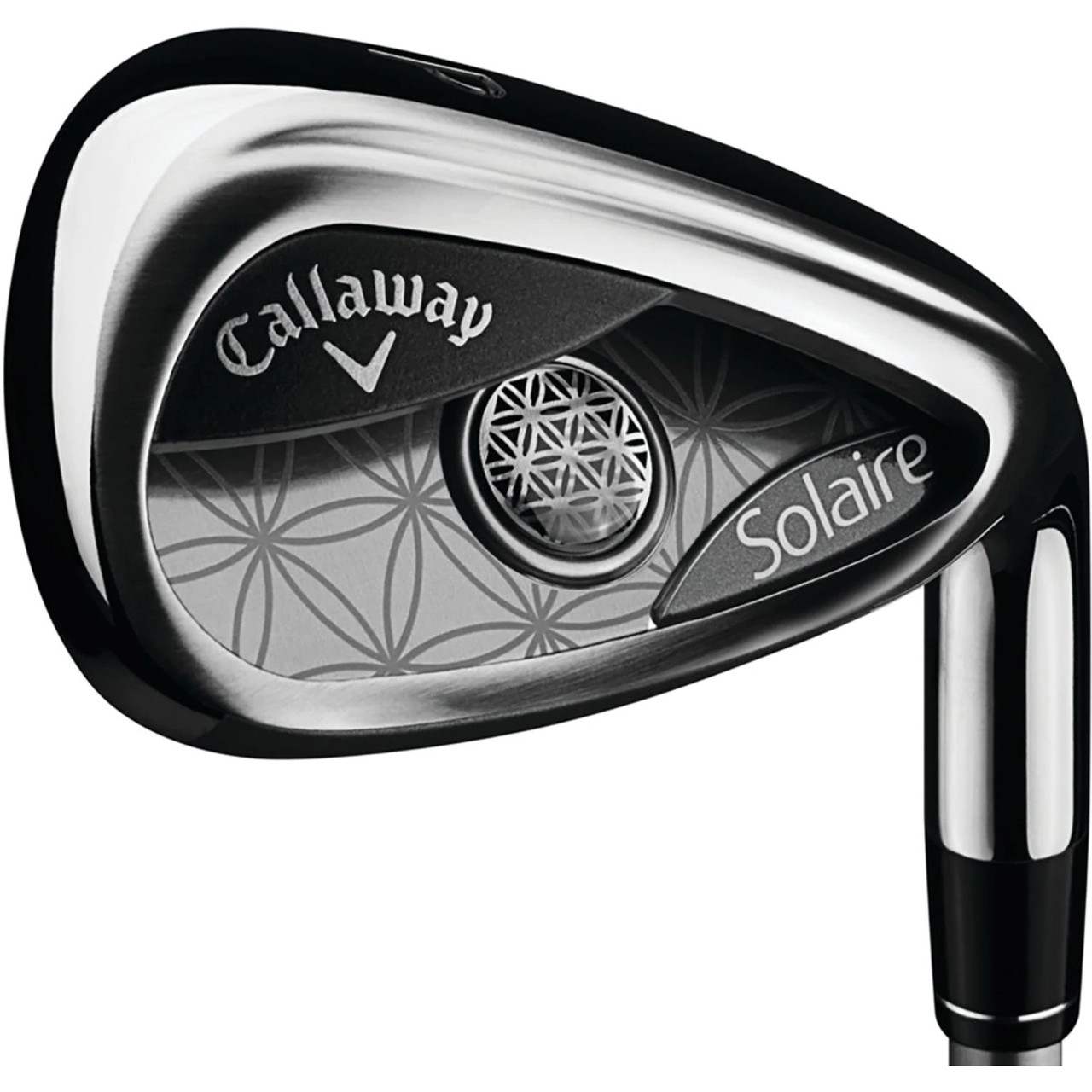 Callaway Womens Solaire 11 Piece Golf Black Wedge