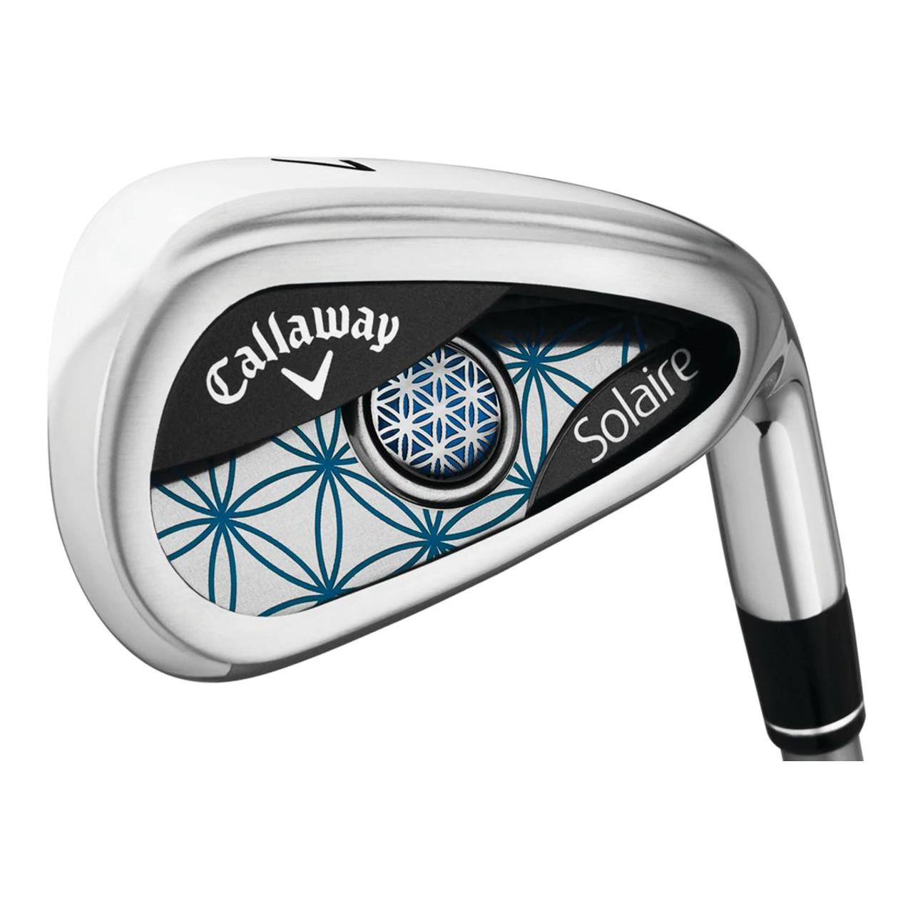 Callaway Womens Solaire 11 Piece Golf Niagara Blue Iron