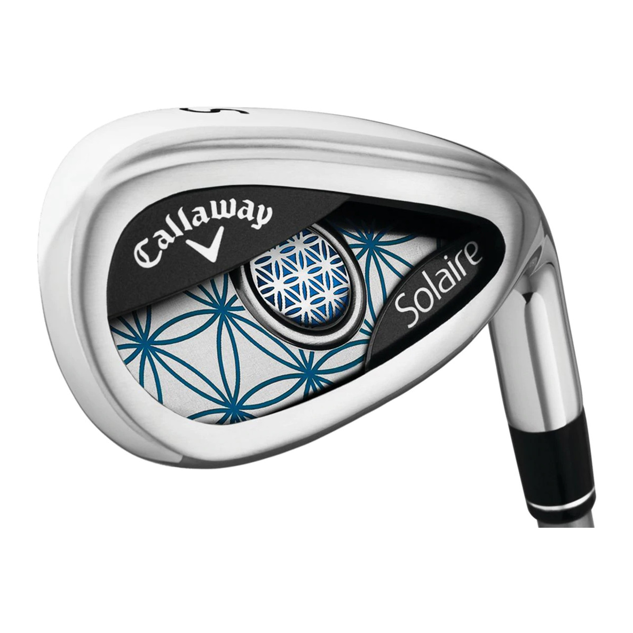 Callaway Womens Solaire 11 Piece Golf Niagara Blue Wedge