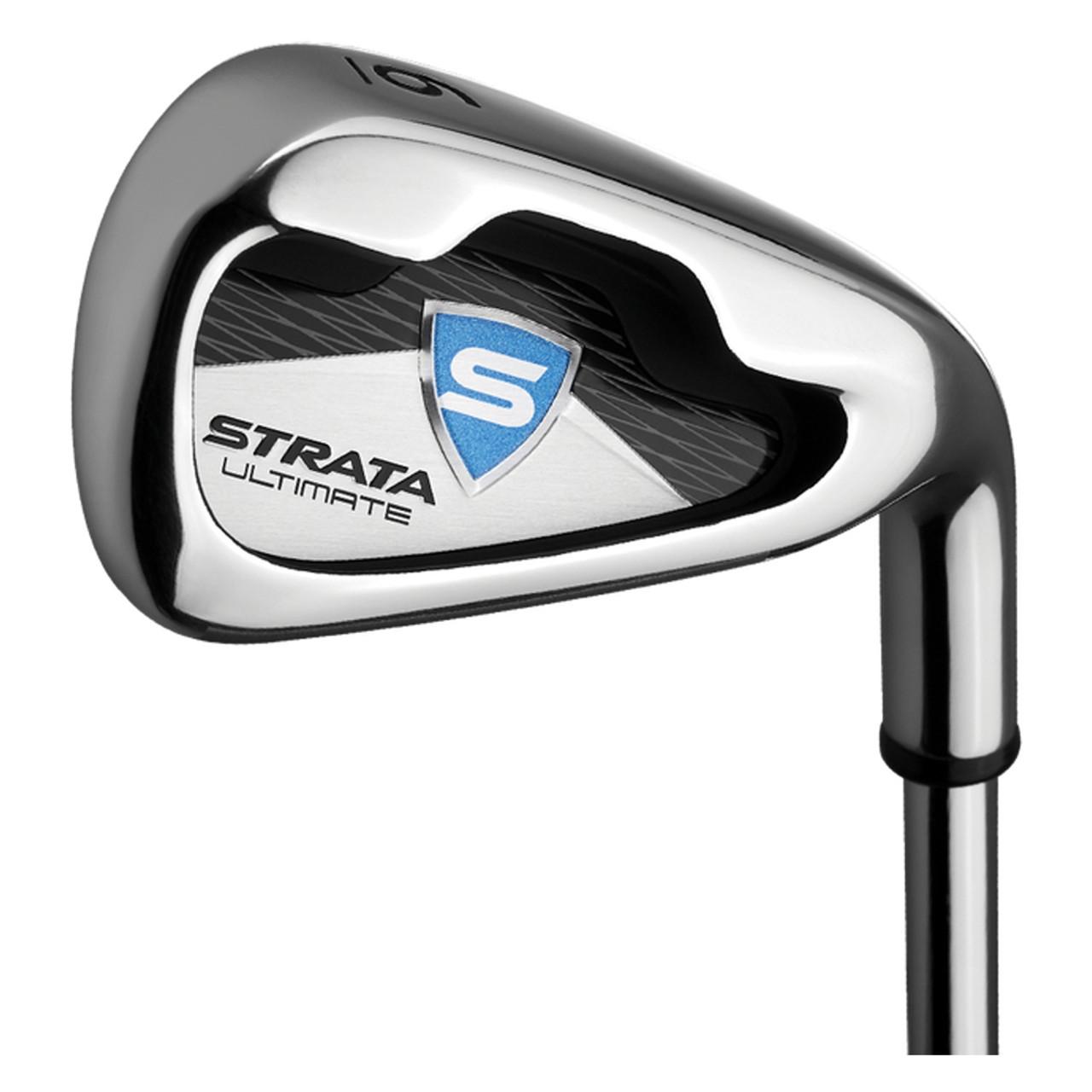 Callaway Strata Ultimate 16 Piece Mens Golf Iron