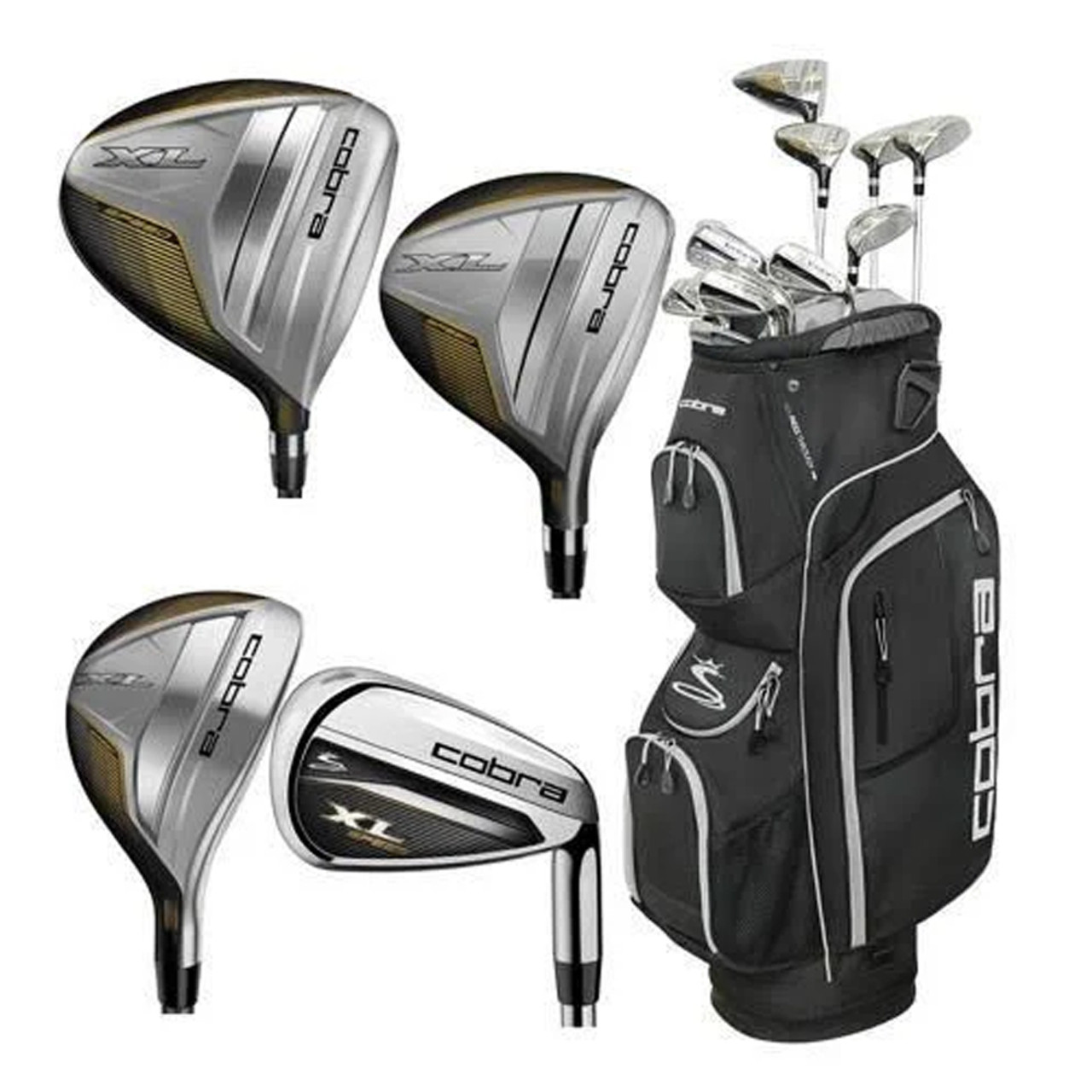 Cobra XL Speed Complete Golf Set