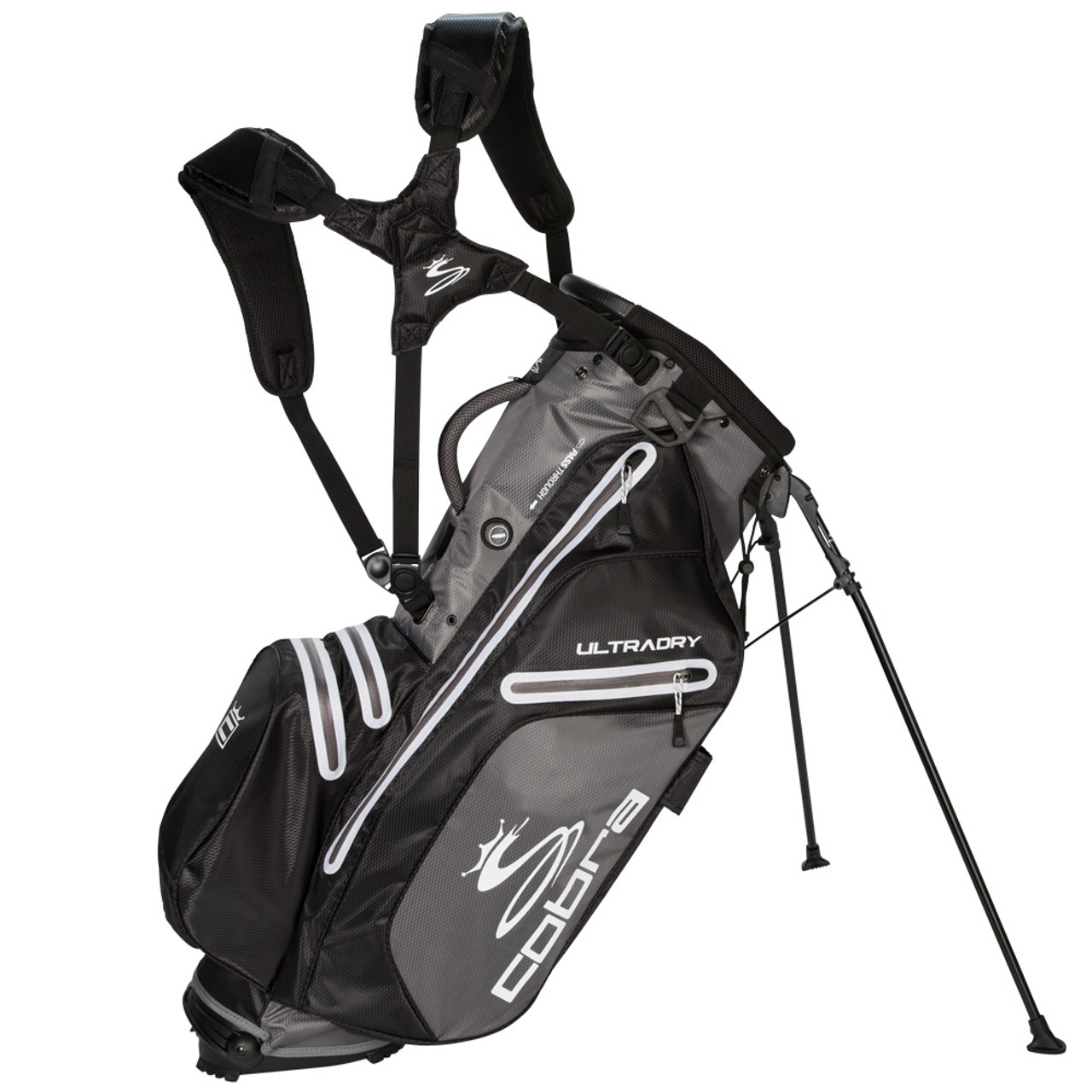 Cobra UltraDry Stand Bag - Black