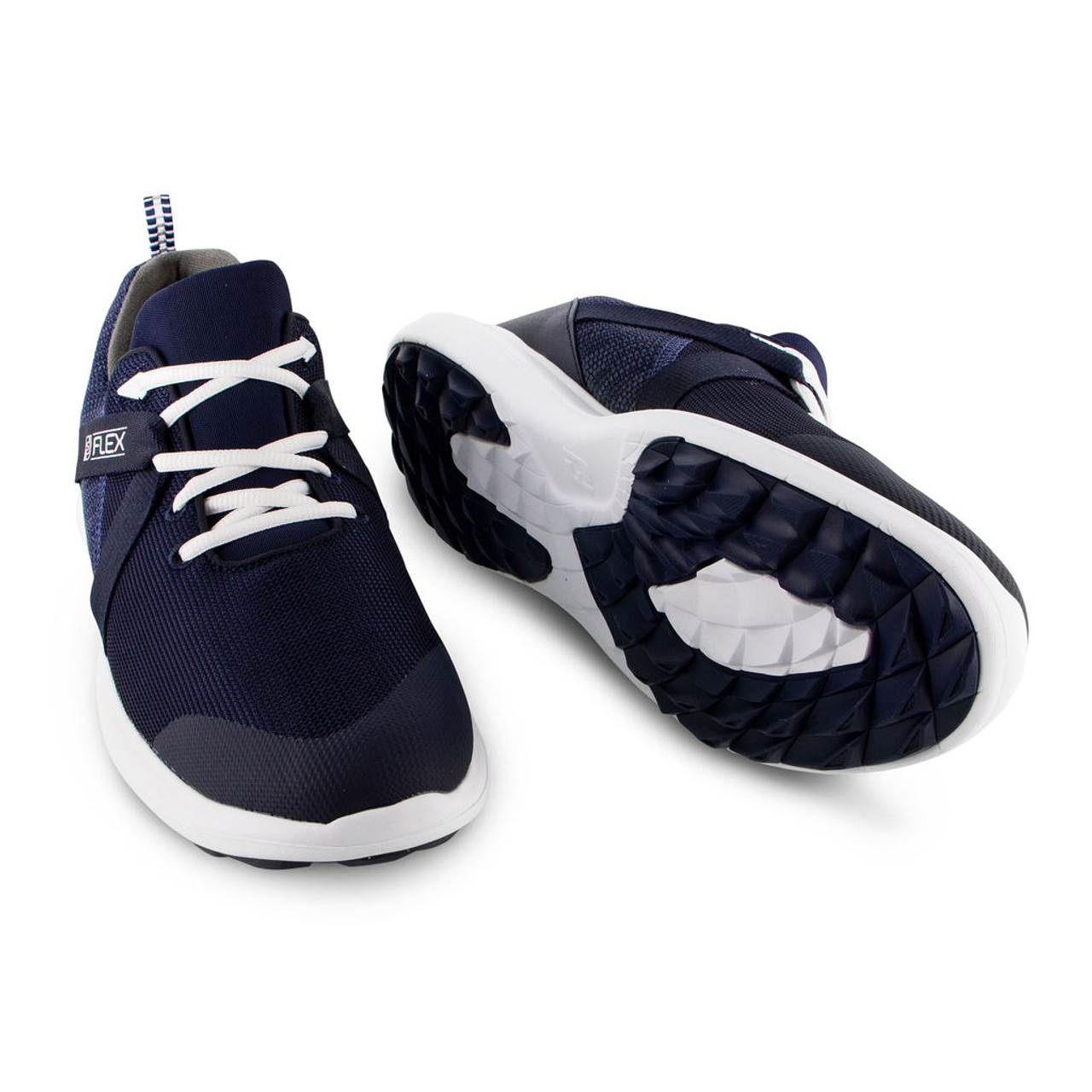 FootJoy FJ Flex Golf Shoes - Navy (56102)