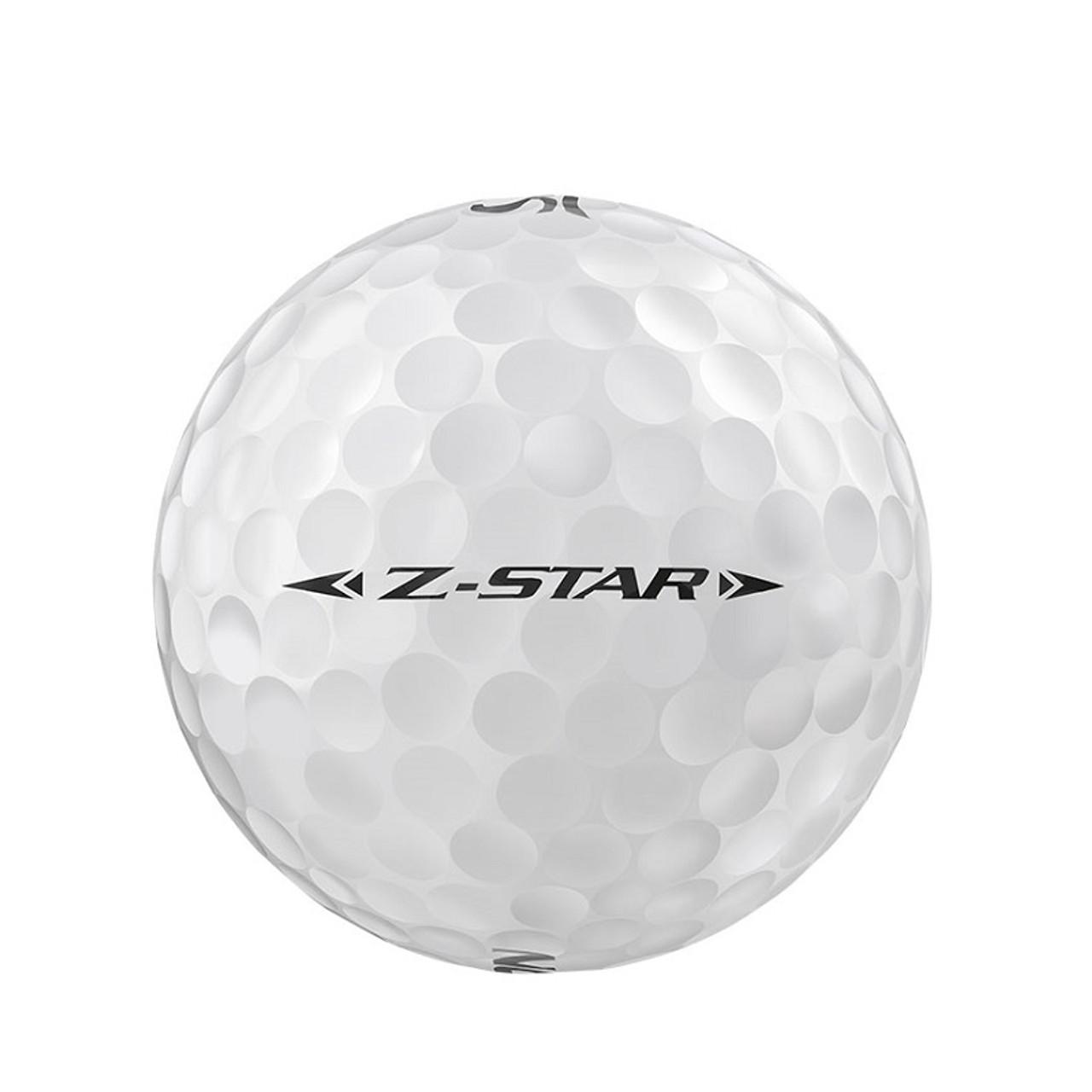 Srixon Z-Star 6 Golf Balls Dozen 2019
