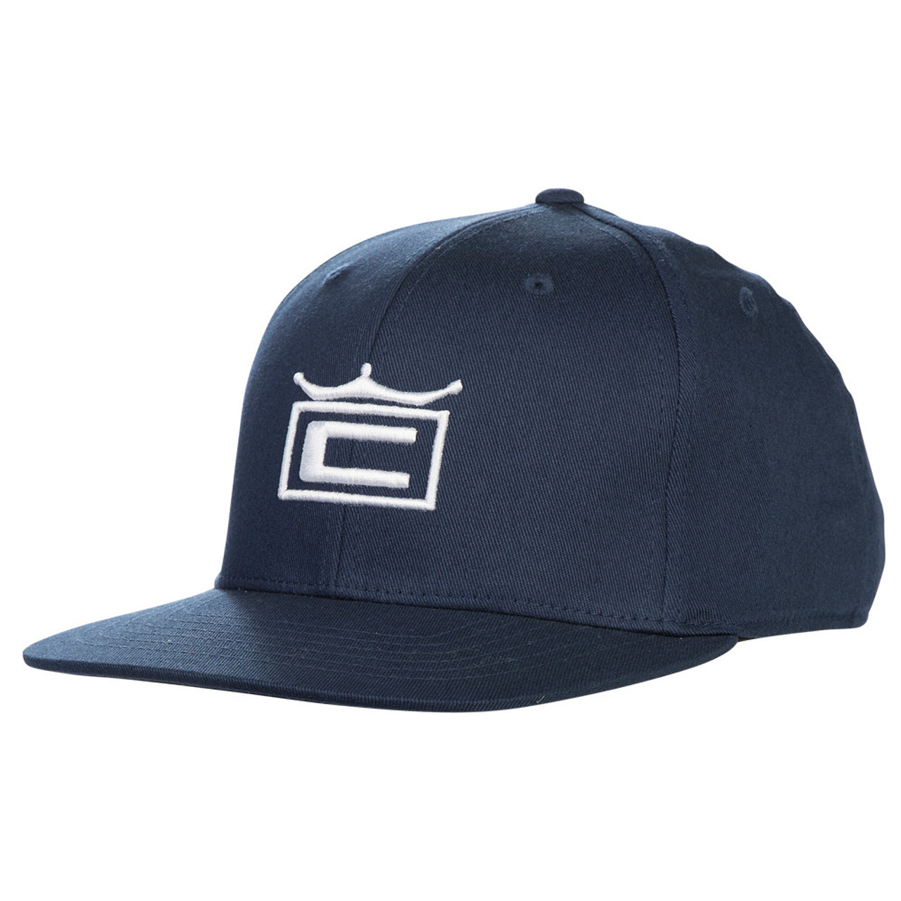 Cobra Tour Crown Snapback Cap - Peacoat