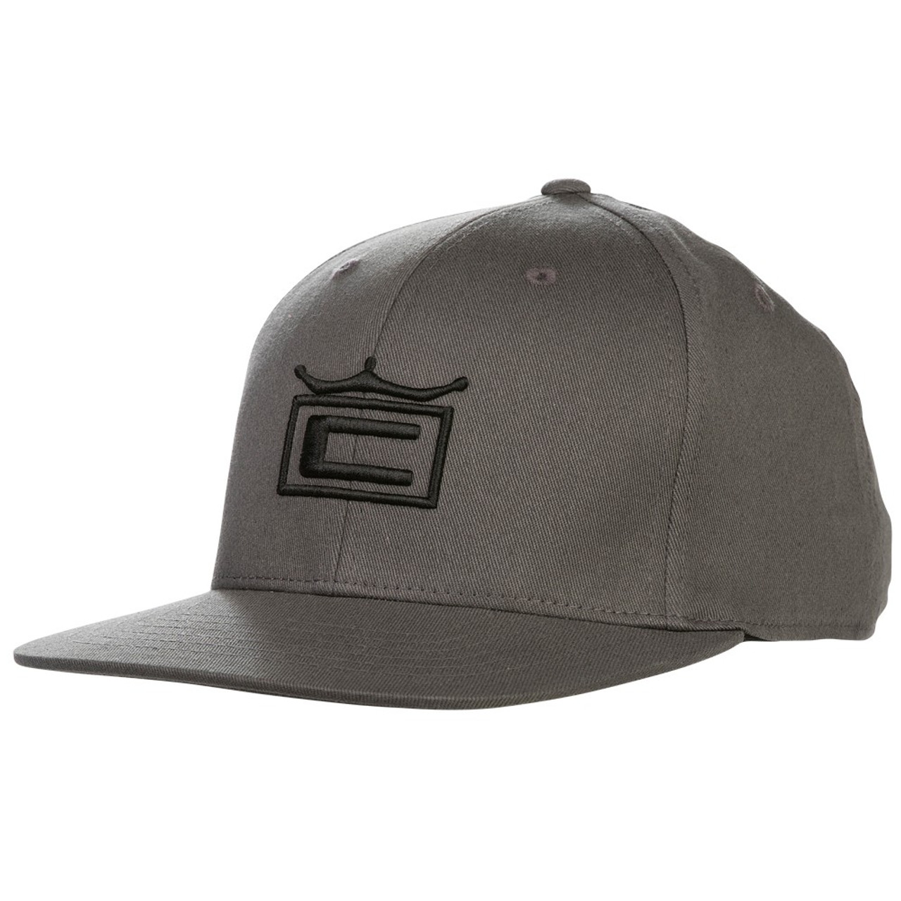 Cobra Tour Crown Snapback Cap - Quiet Shade