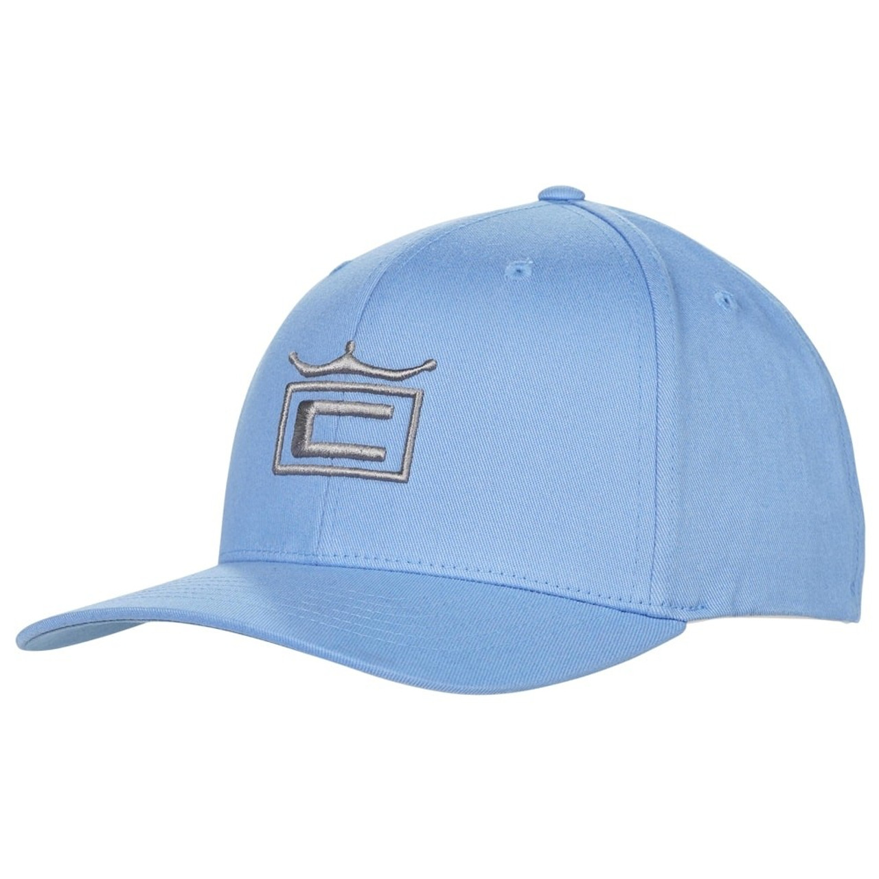 Cobra Tour Crown Snapback Cap - Blue Bell