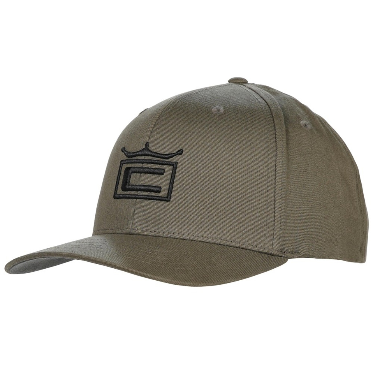 Cobra Tour Crown Snapback Cap - Deep Lichen Green
