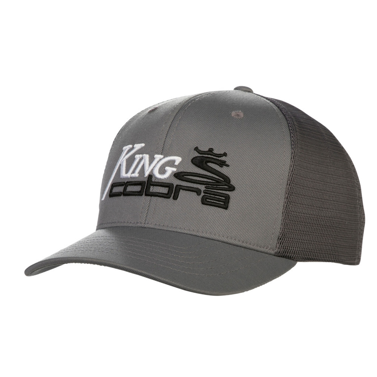 Cobra KING Trucker Snapback Cap - Quiet Shade