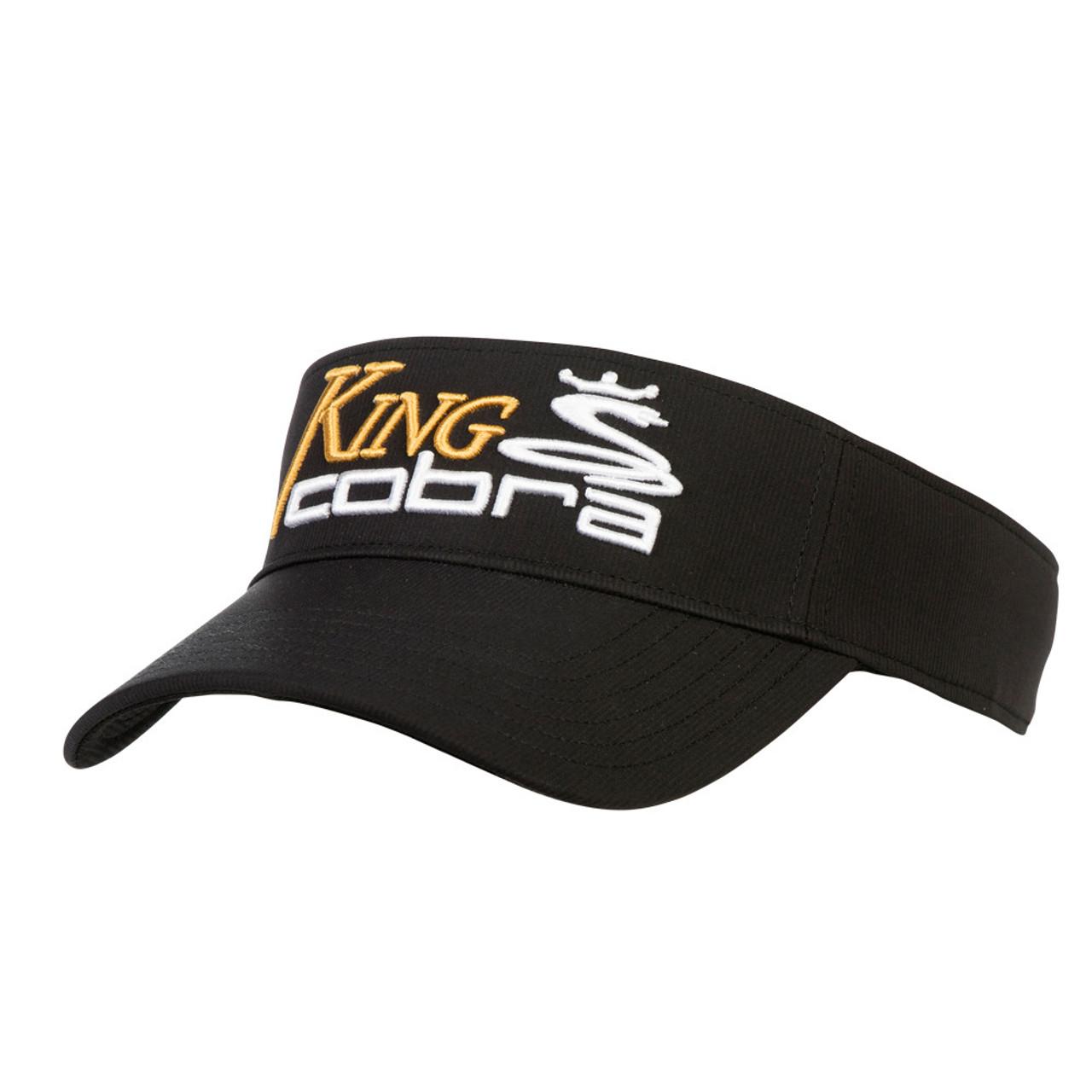 Cobra KING Visor - Black
