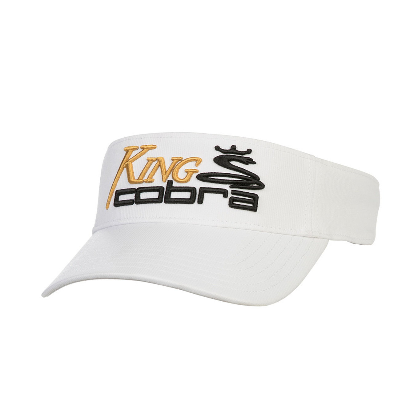 Cobra KING Visor - White
