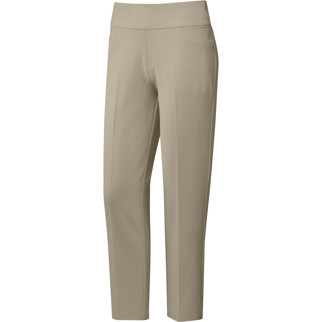 Adidas Womens Ultimate 365 Adistar Cropped Pants - Trace Khaki