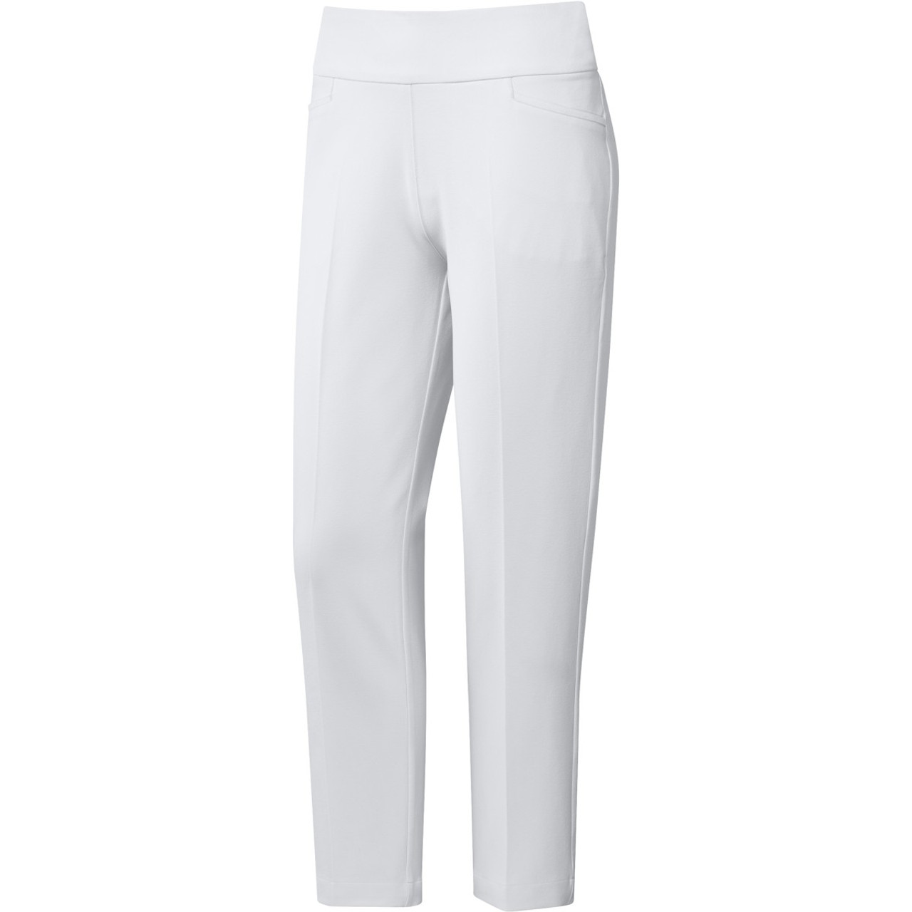 Adidas Womens Ultimate 365 Adistar Cropped Pants - White