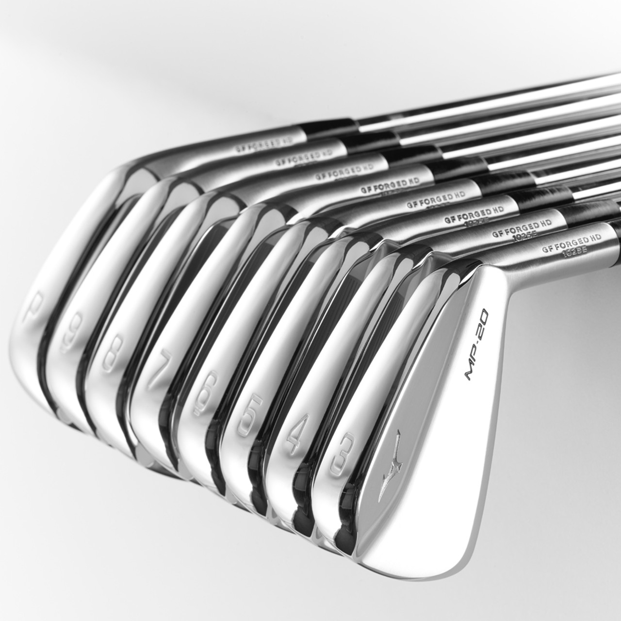 mizuno mp 20 irons specs