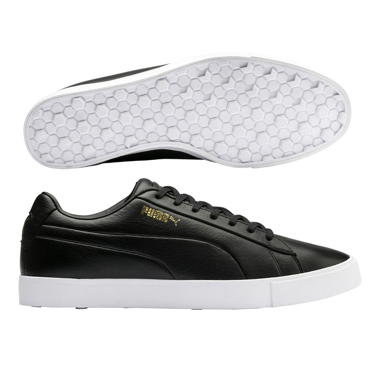 Puma Original G Golf Shoes - Black