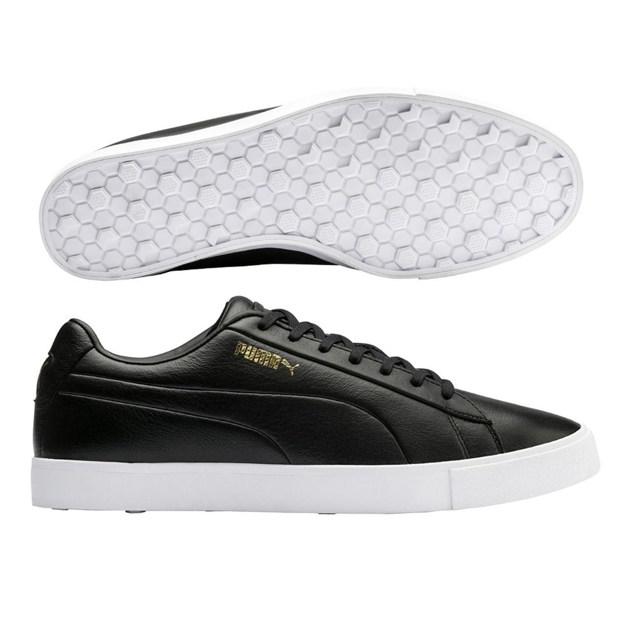 Puma Original G Golf Shoes - Black