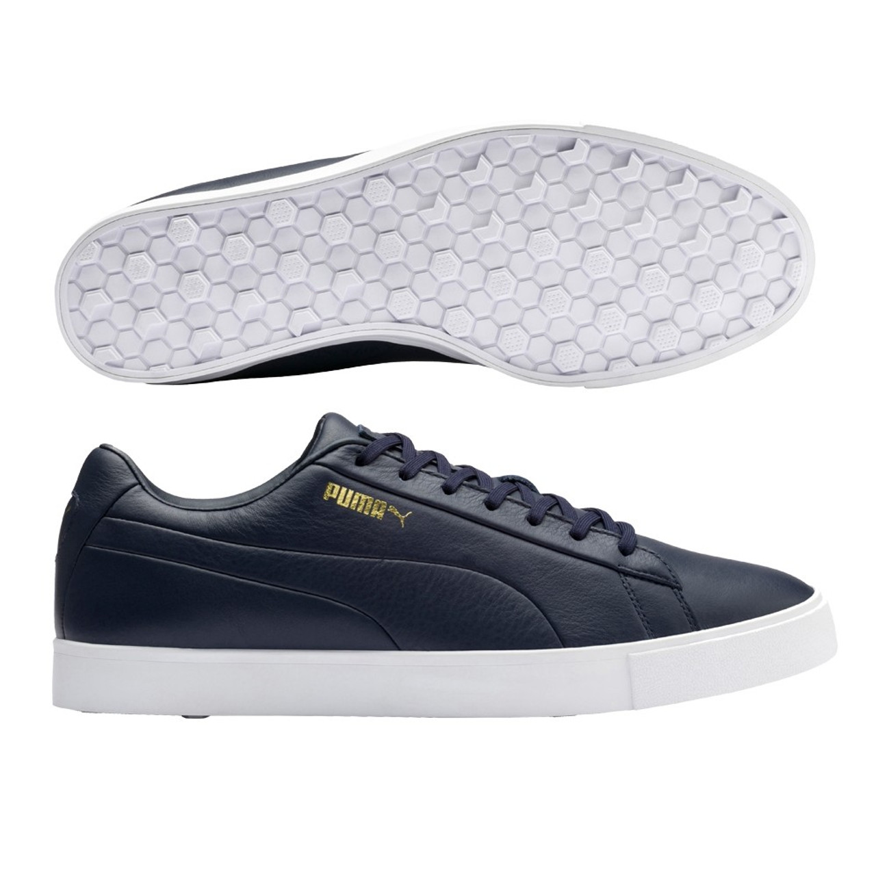 Puma Original G Golf Shoes - Peacoat