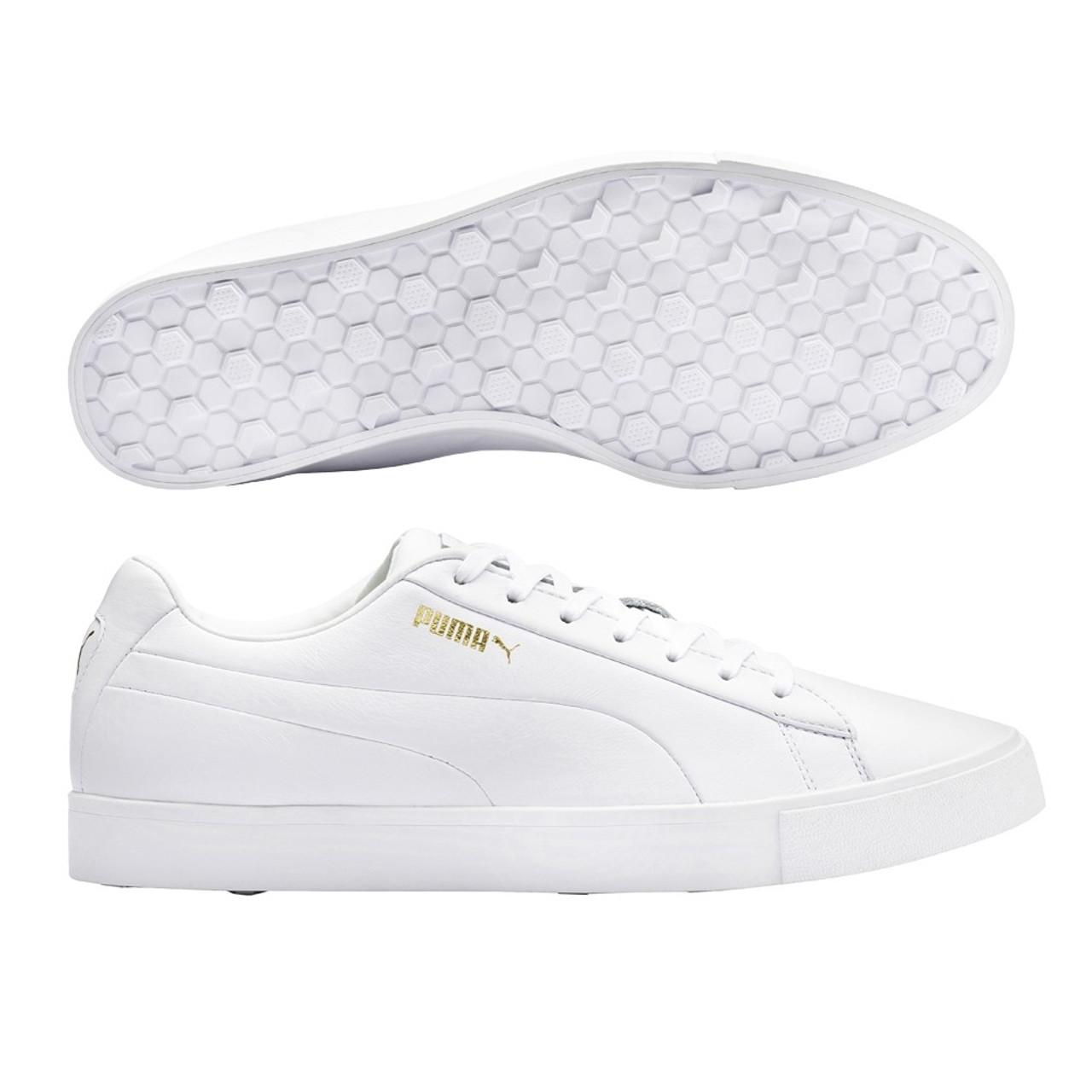 Puma Original G Golf Shoes - White