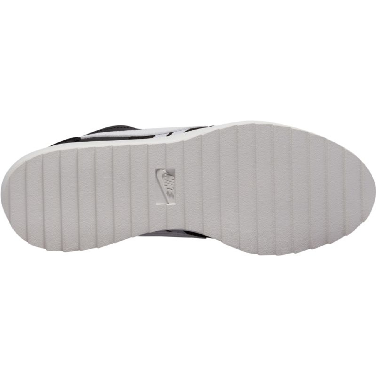 Nike Womens Cortez G Golf Shoes - Black / White / Metallic Gold