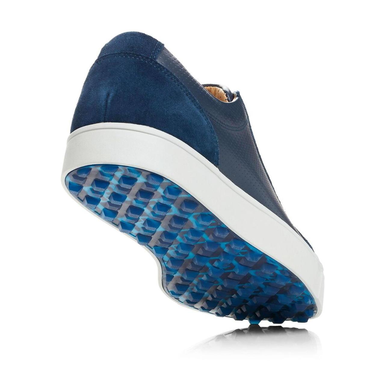 FootJoy Club Casuals Blucher Golf Shoes - Navy (79056)