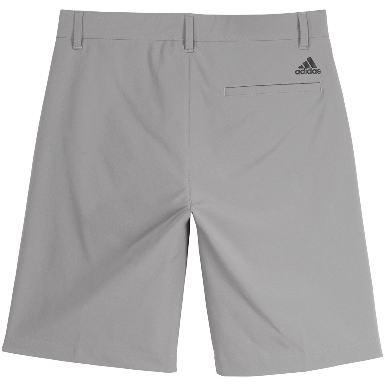 Adidas Boys Solid Shorts - Grey Three