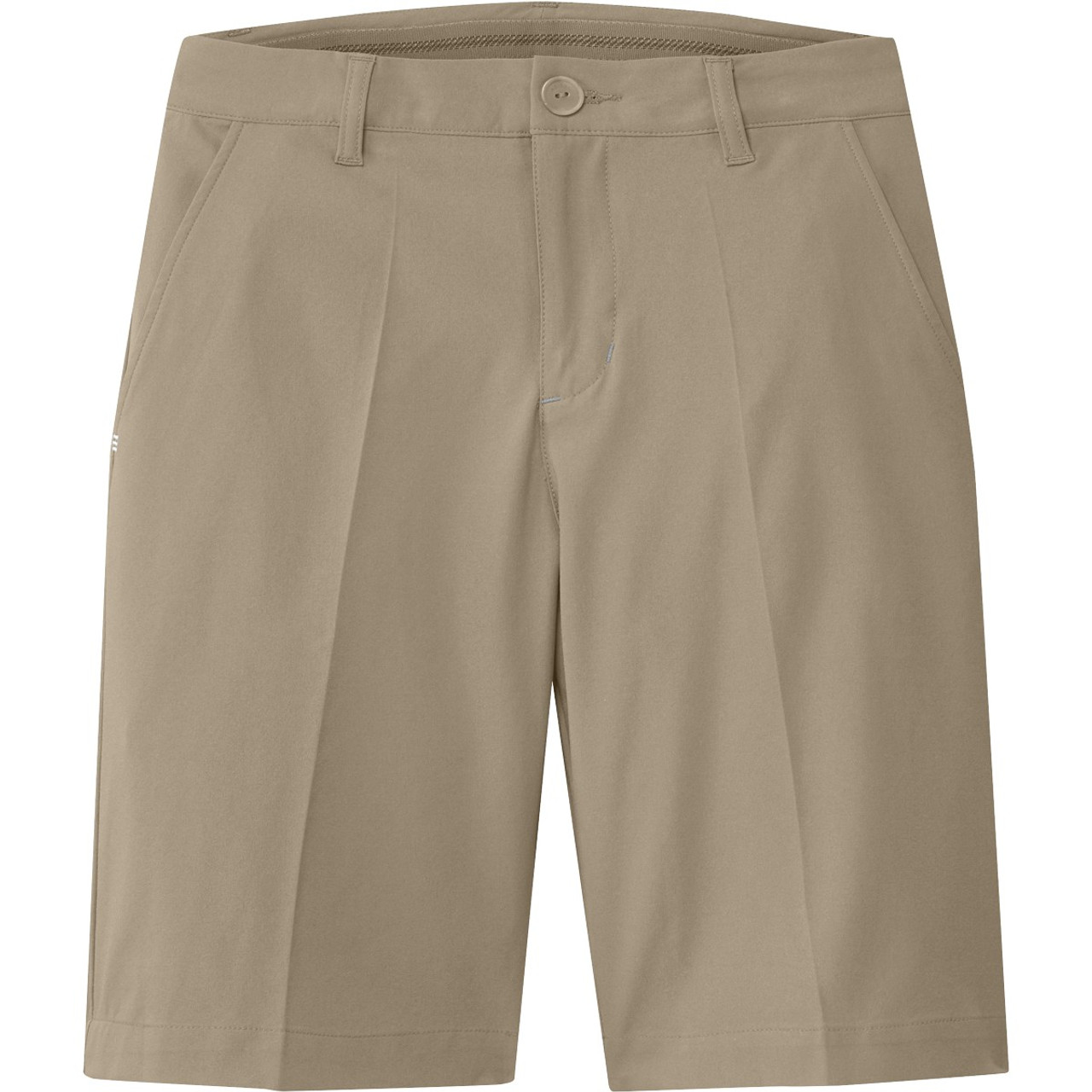 Adidas Boys Solid Shorts - Raw Gold