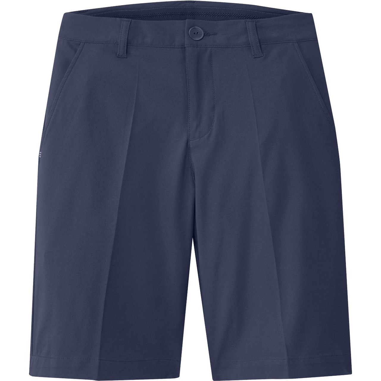 Adidas Boys Solid Shorts - Dark Blue