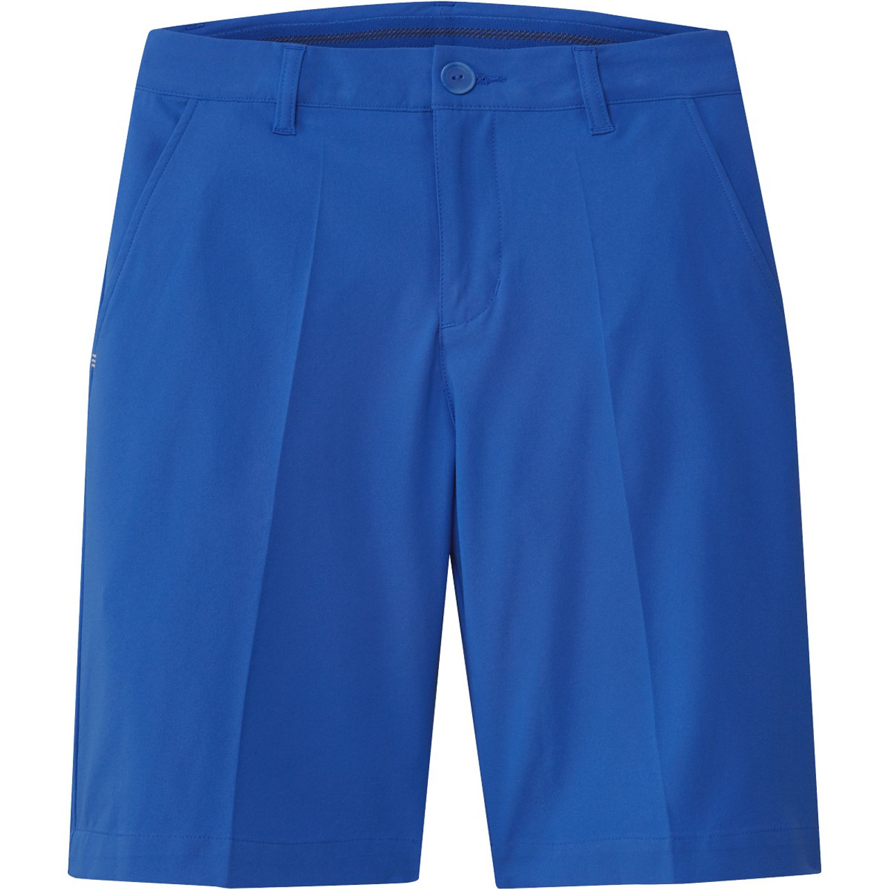 Adidas Boys Solid Shorts - Glory Blue