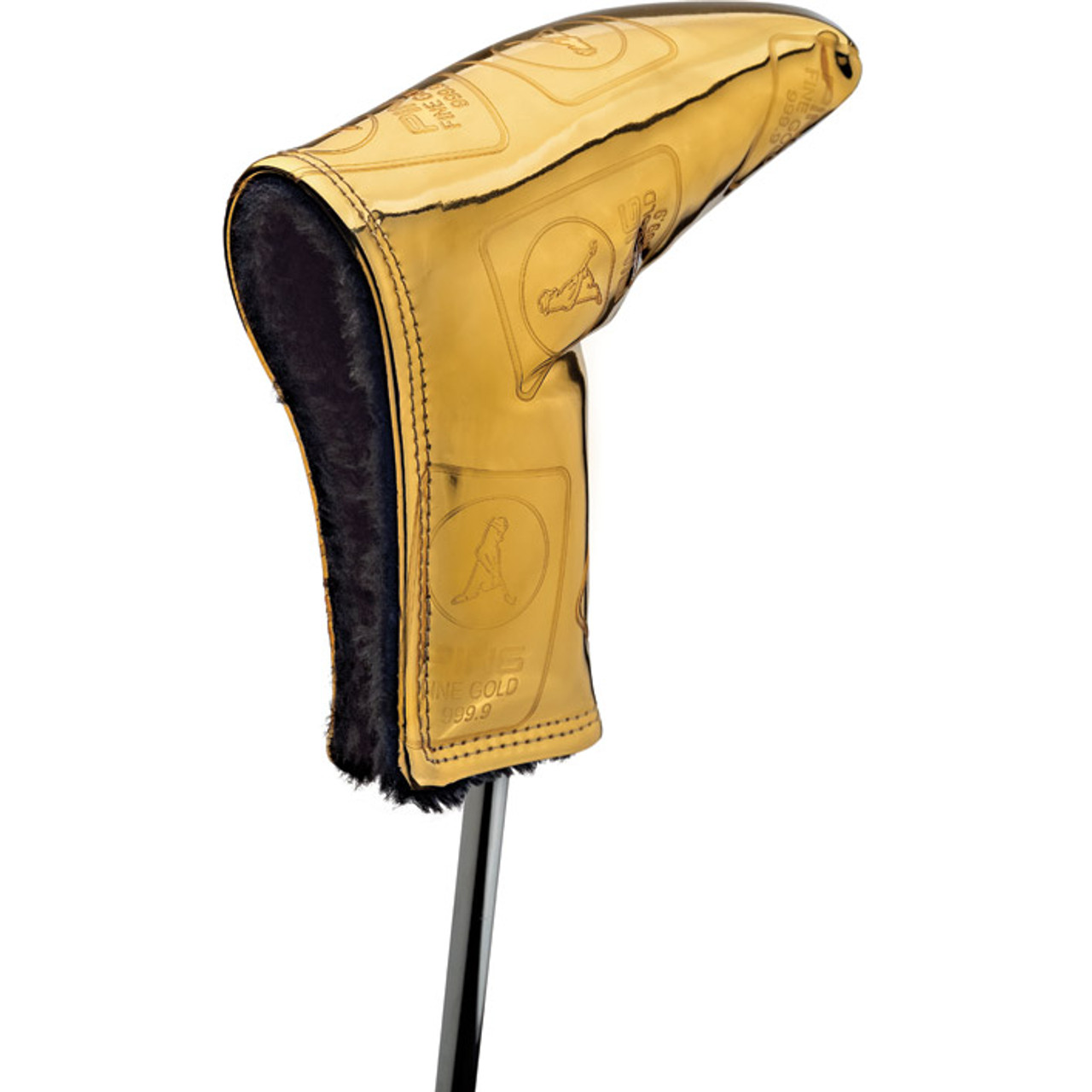 Ping Gold Vault Blade Putter Cover