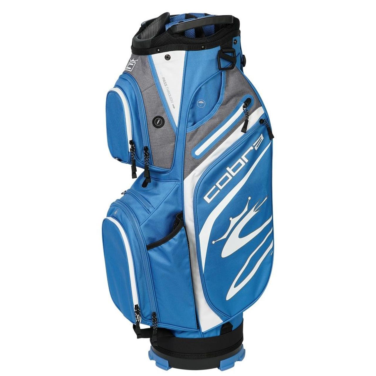 Cobra Ultralight Cart Bag - Star Sapphire