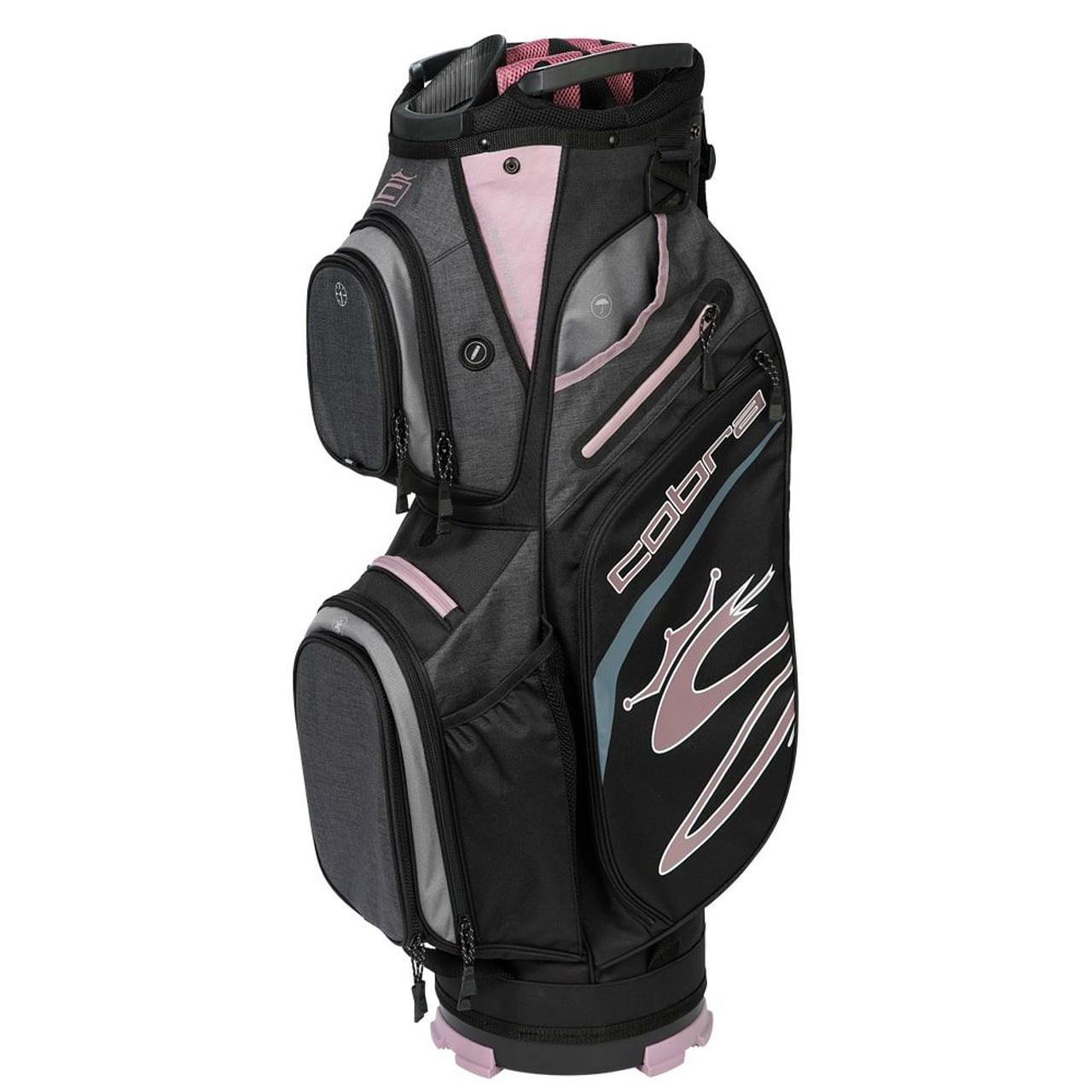 Cobra Ultralight Cart Bag - Elderberry