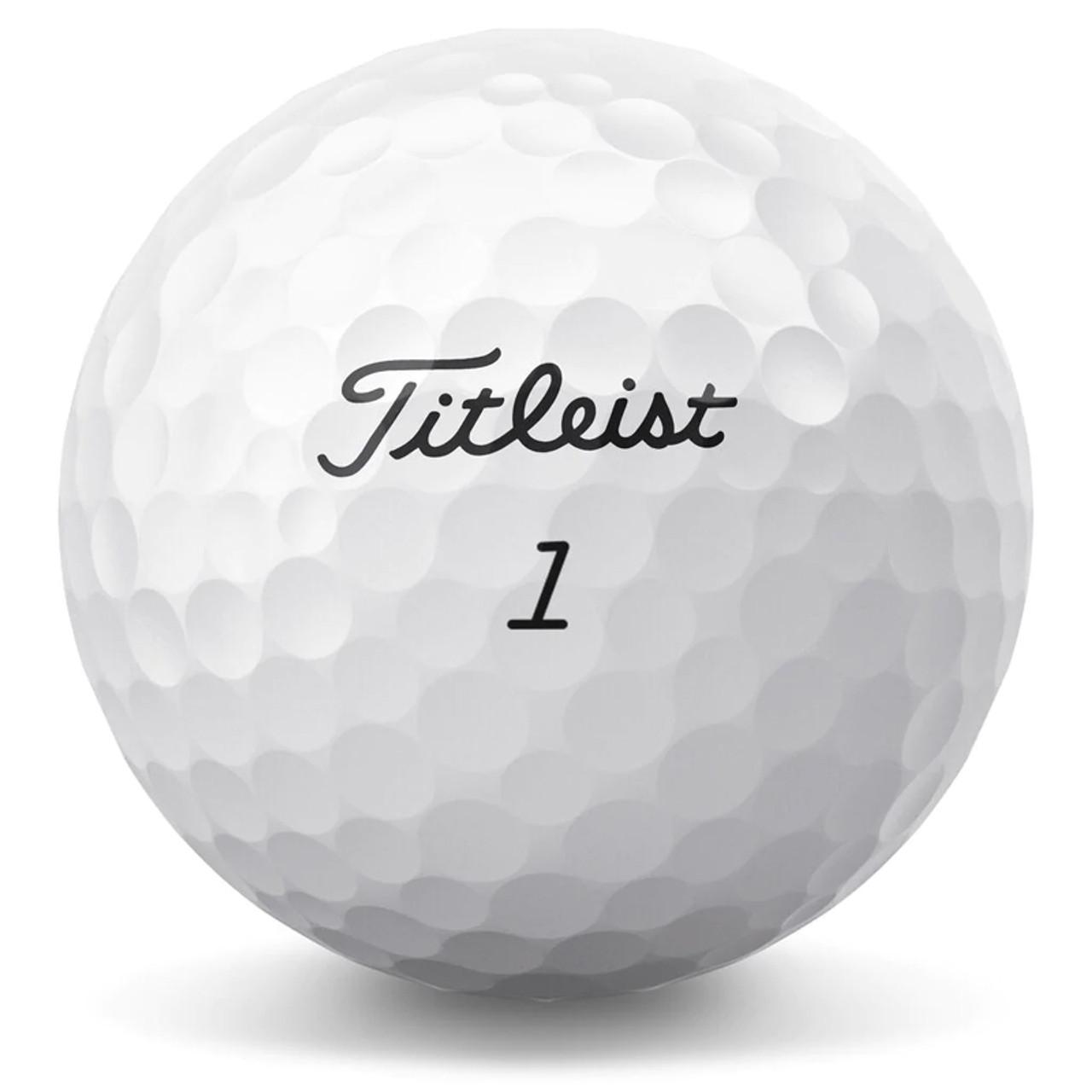 Titleist Tour Soft Personalized Dozen Golf Balls 2020