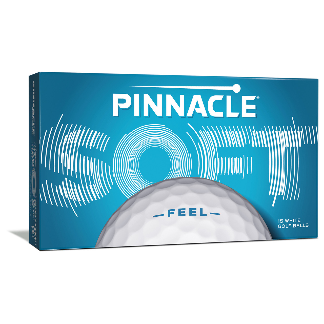 Pinnacle Personalized SOFT 15-Ball Pack