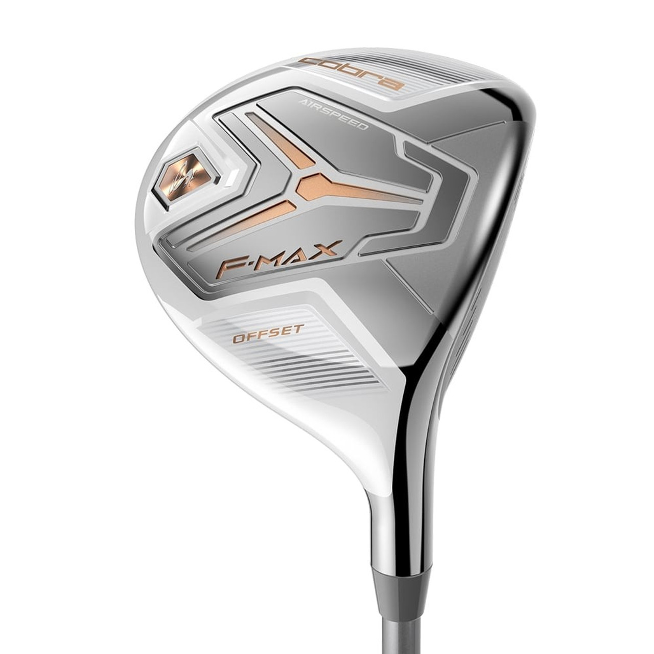Cobra F-Max Airspeed Womens Complete Sets - White / Copper