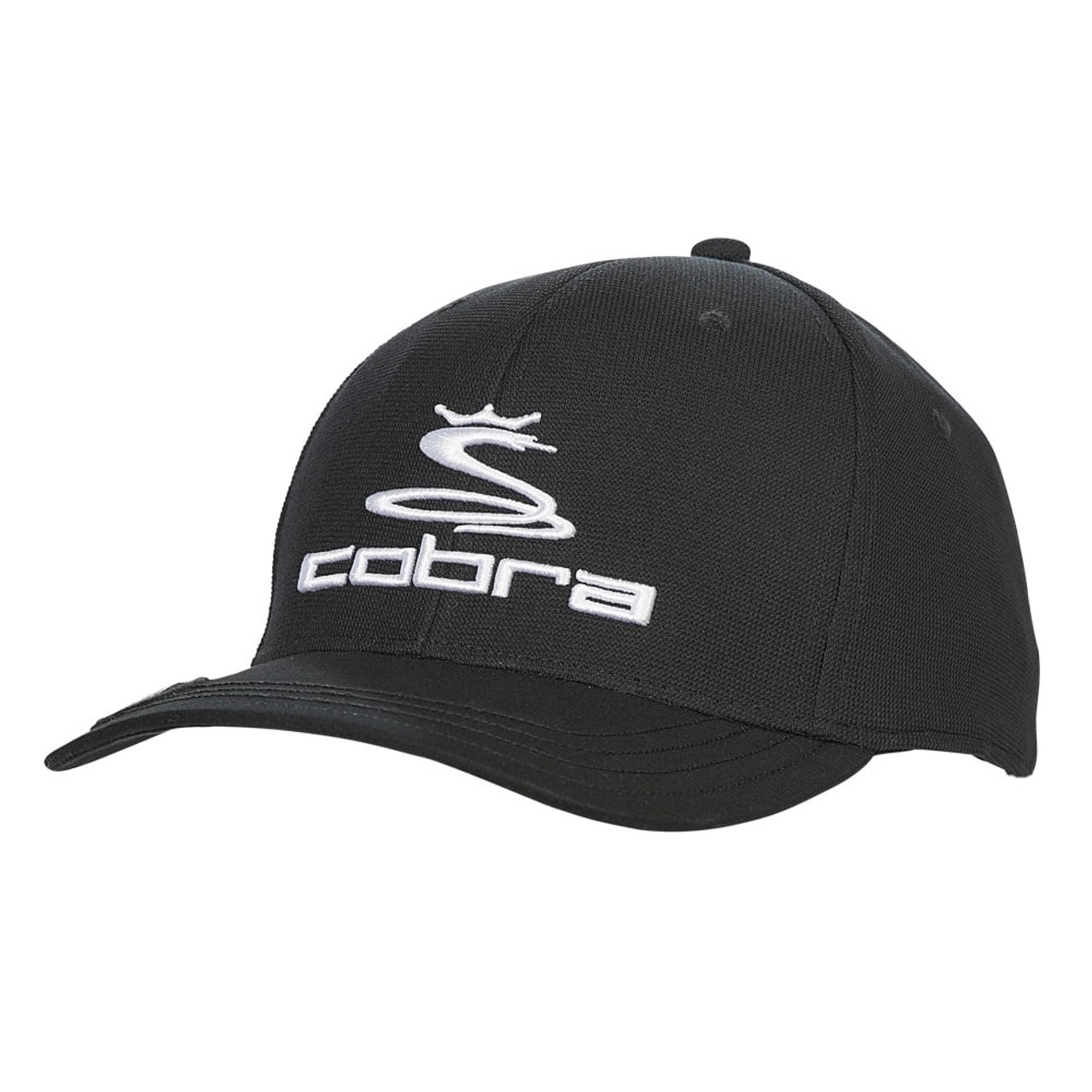 Cobra Ball Marker Adjustable Cap - Black