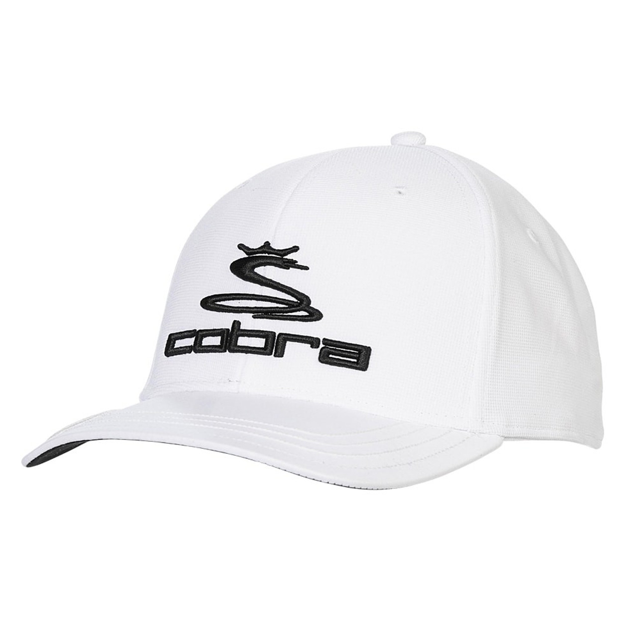 Cobra Ball Marker Adjustable Cap - White