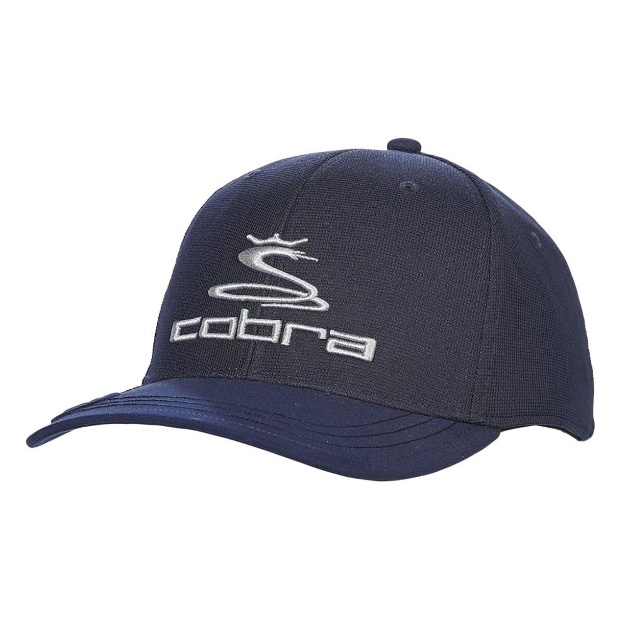 Cobra Ball Marker Adjustable Cap - Peacoat