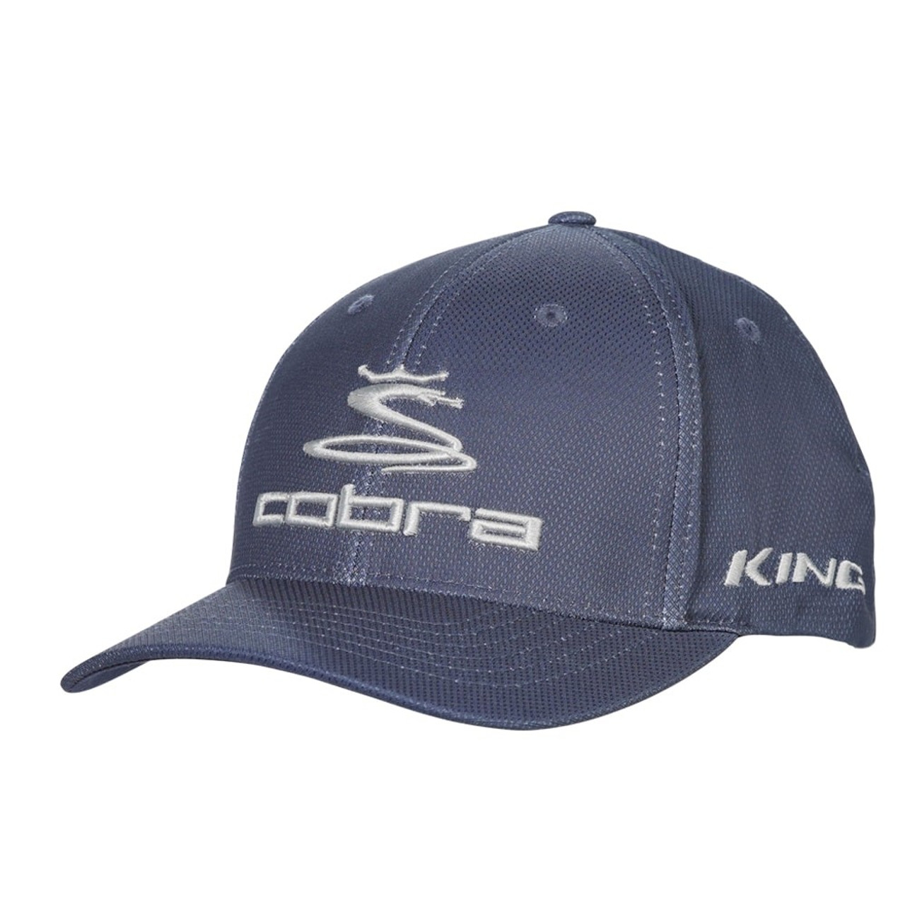 Cobra Pro Tour Stretch Fit Cap- Dark Denim
