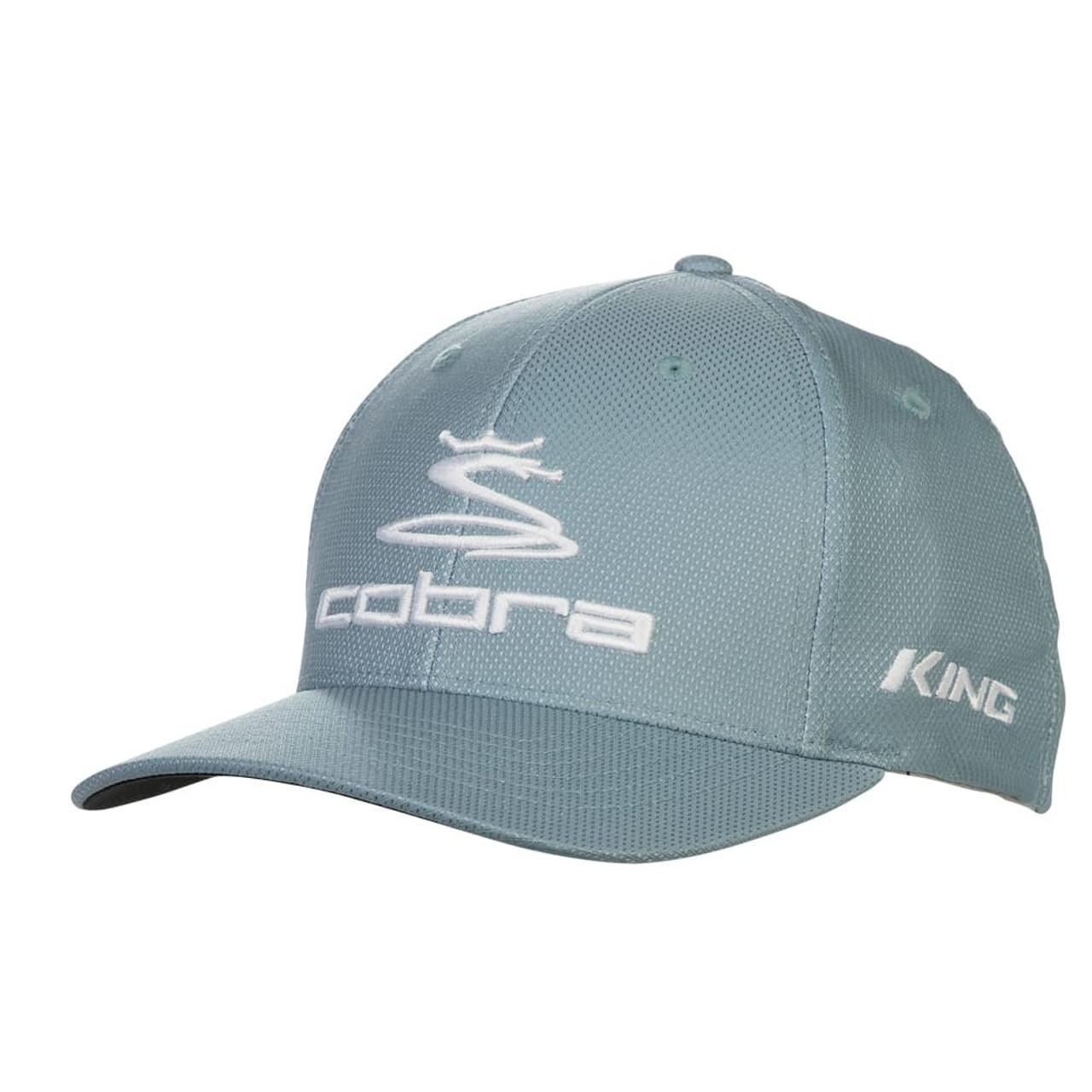 Cobra Pro Tour Stretch Fit Cap- Quarry