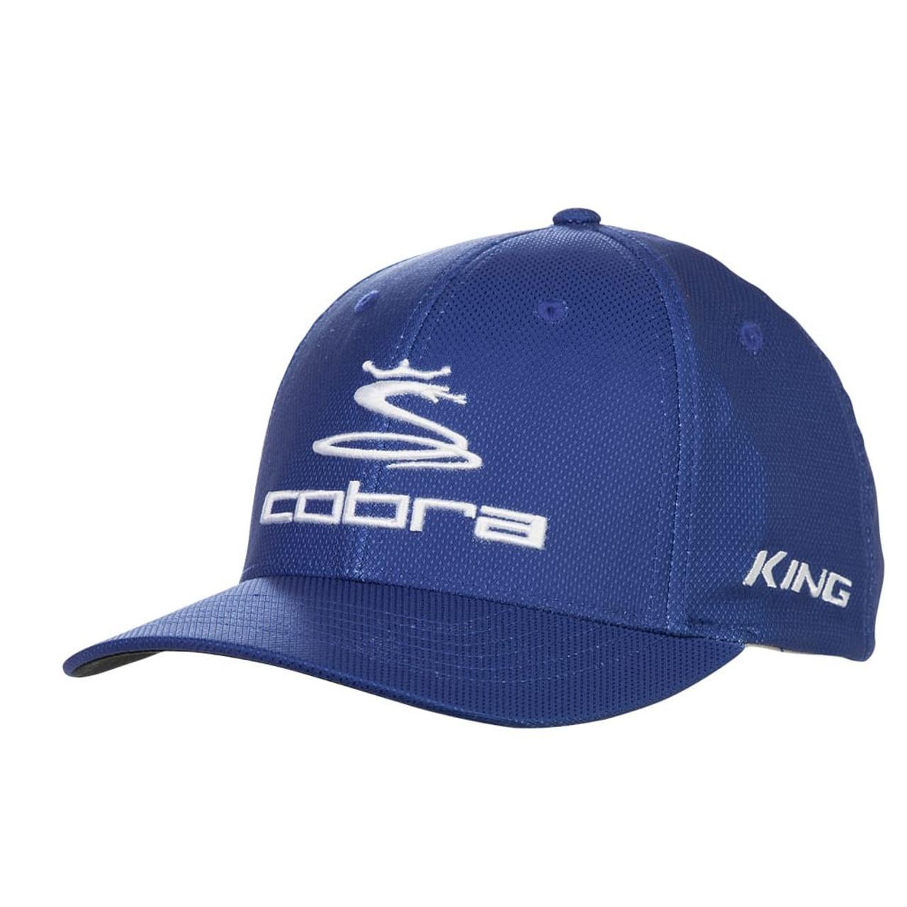 Cobra Pro Tour Stretch Fit Cap- Surf The Web