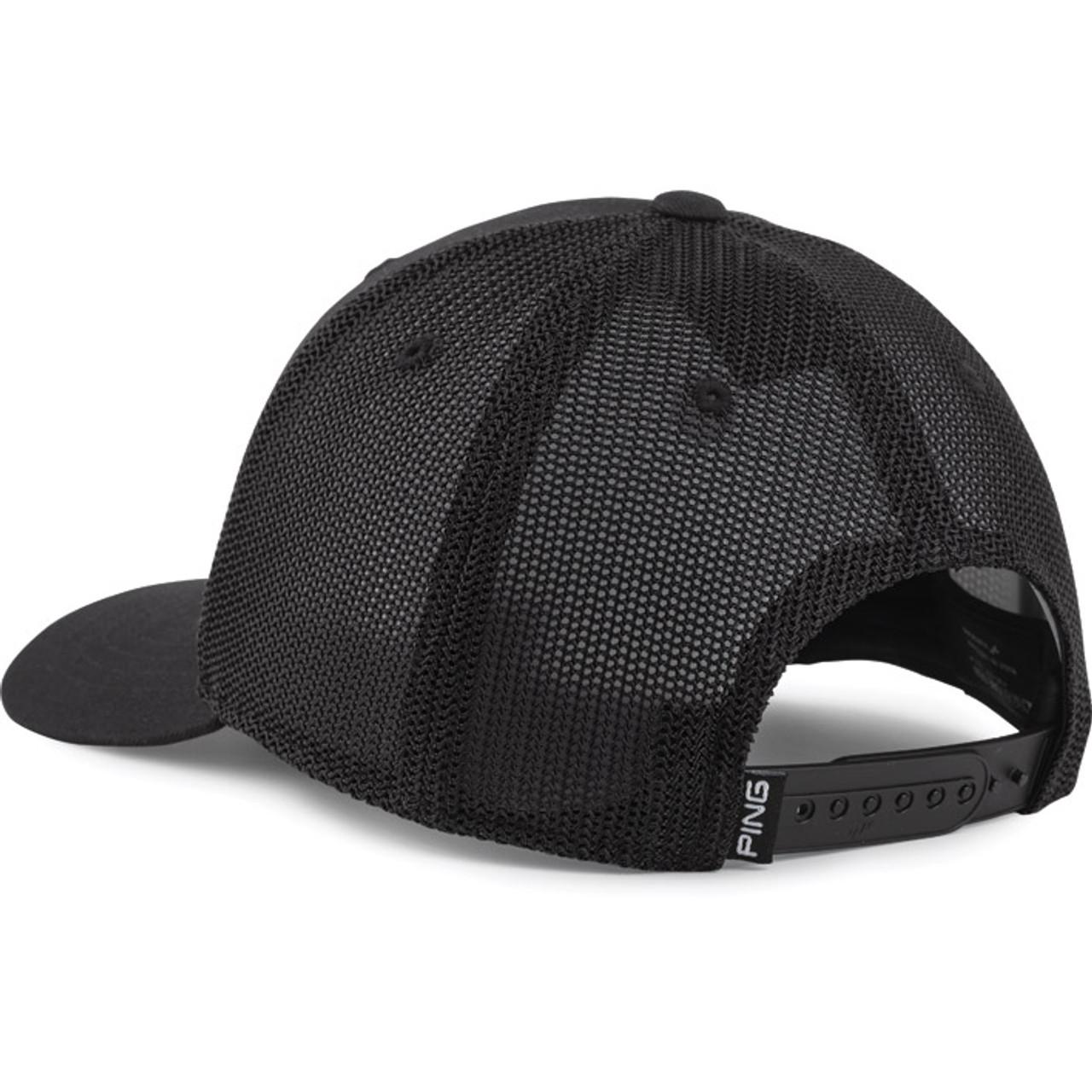 Ping The Bruce Cap - Black
