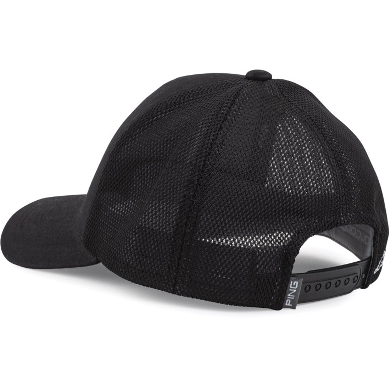 Ping Rollin 59 Cap - Balck
