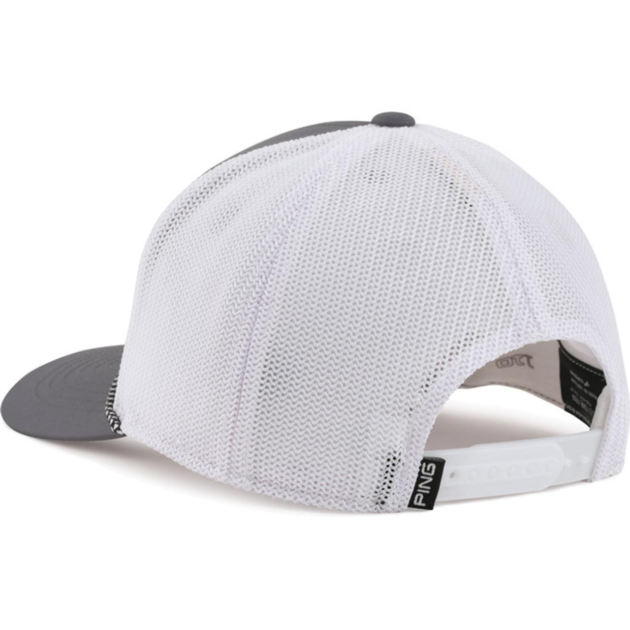 PING Rope Mesh Cap - Grey