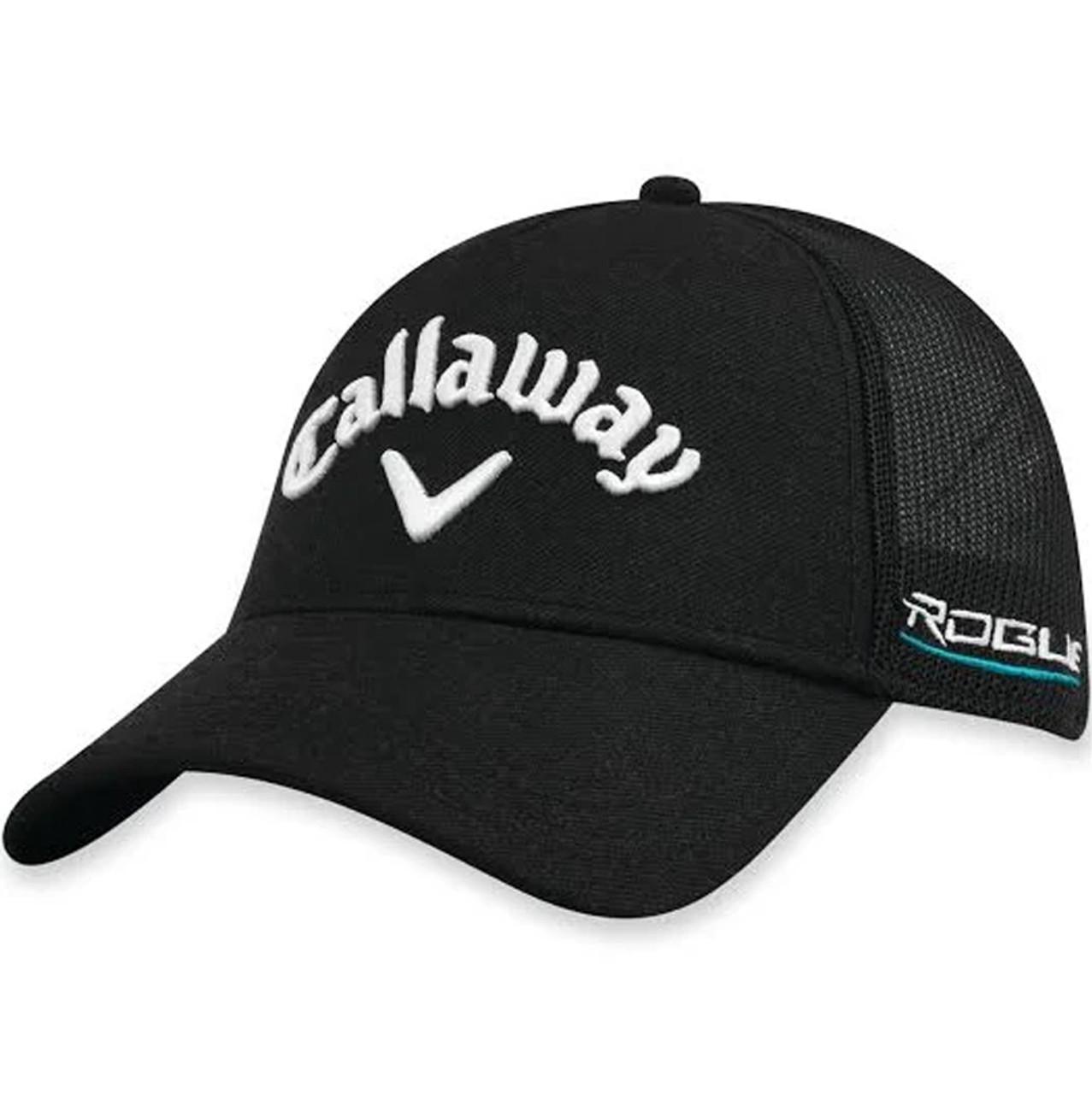 Callaway Rogue Trucker Cap - Black