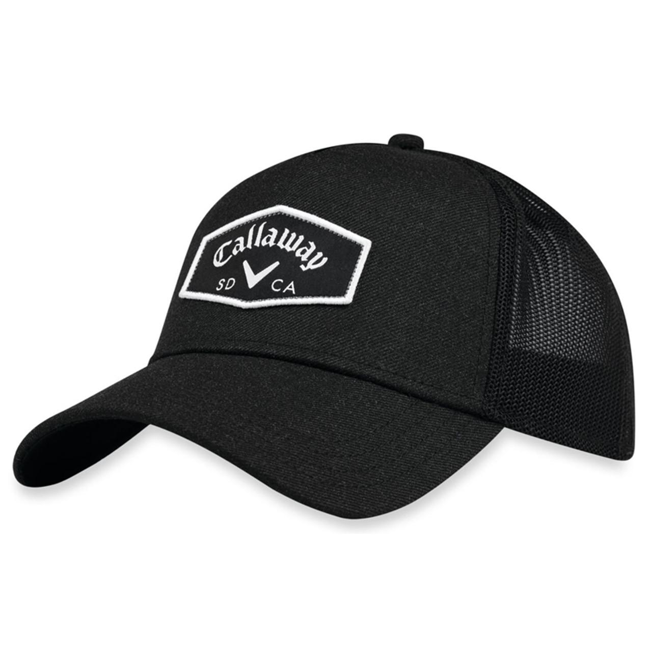 Callaway SD CA Trucker Cap - Black