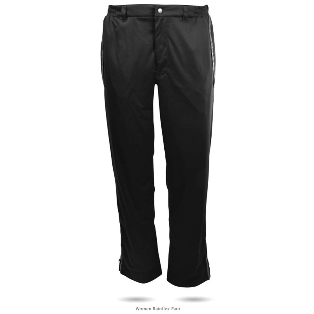 Sun Mountain Womens RainFlex Pants - Black