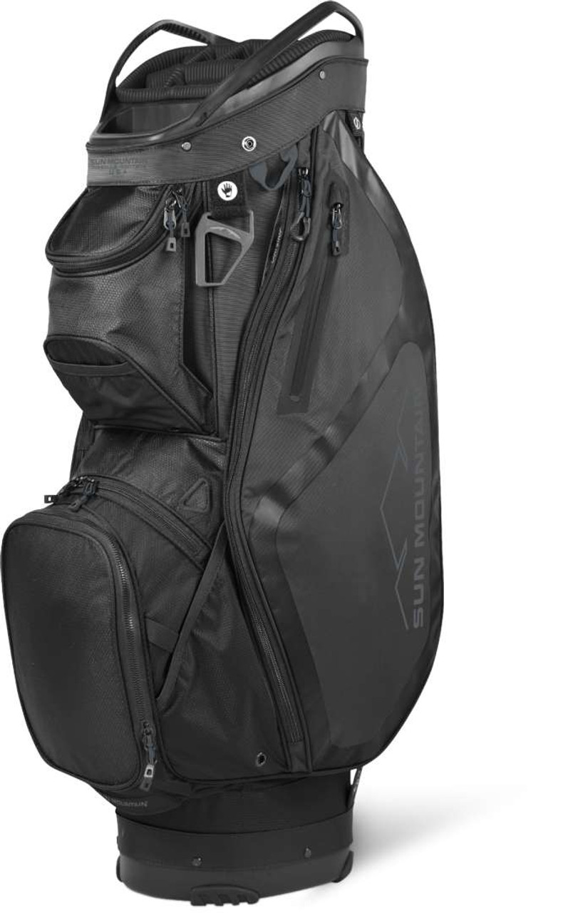 Sun Mountain Maverick Cart Bag - Black