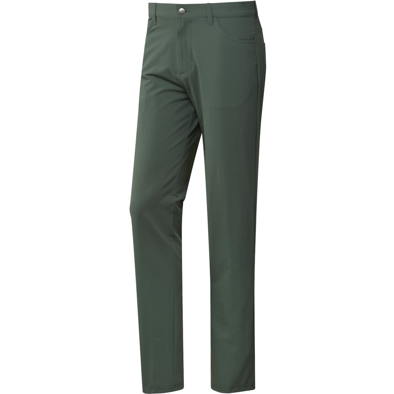 Adidas GO-TO Five Pocket Pants- Green Oxide